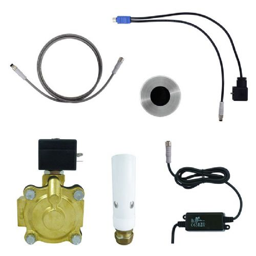 DVS WC Direct Flush System Kit with Wave-On Sensor + 3m Cable